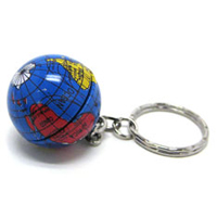 Global Key Chains - Package of 12